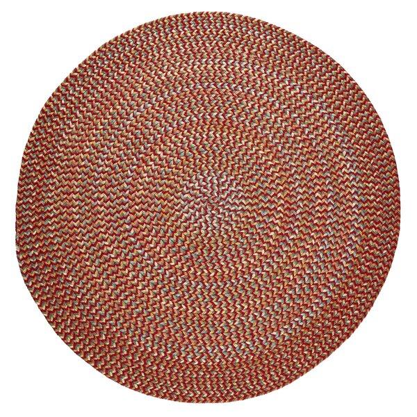 Jopling Handmade Red Indoor/Outdoor Area Rug by August Grove
