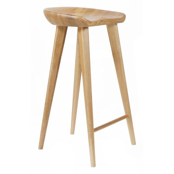 Asberry 29 Bar Stool (Set of 4) by Foundry Select