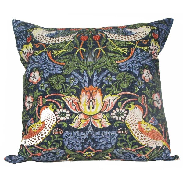 Dimick Birds Pillow Cover by Bungalow Rose