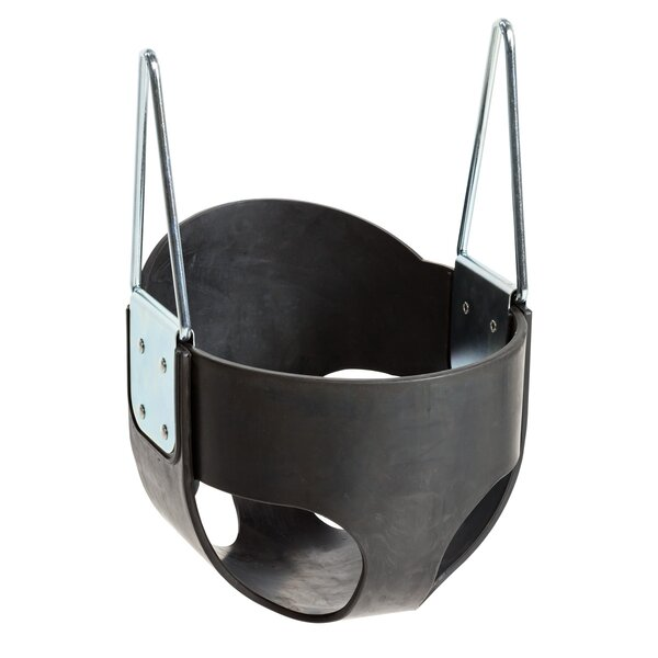 Commercial Grade Full Bucket Toddler Swing by Blue Rabbit Play