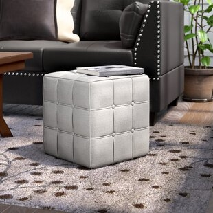 Sherrill Tufted Pouf