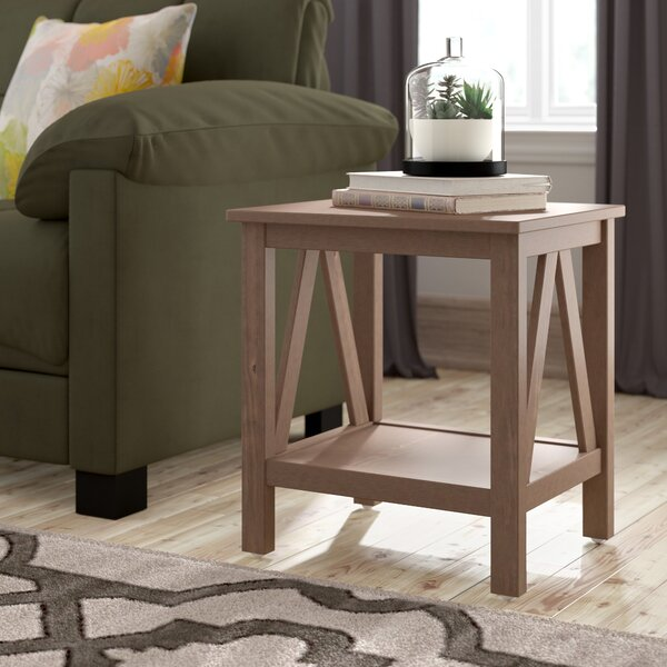 Soule End Table by Andover Mills