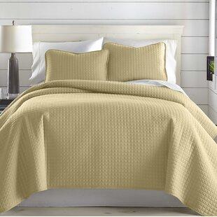 couvre lit couleur jaune Courtepointes et couvre lits: Couleur   Jaune et or | Wayfair.ca couvre lit couleur jaune