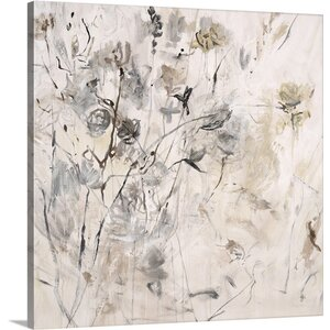 'Twisted Twigs' by Jodi Maas Painting Print on Canvas by Great Big Canvas