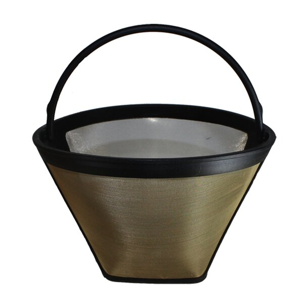 12 Cup Washable Coffee Filter by Crucial