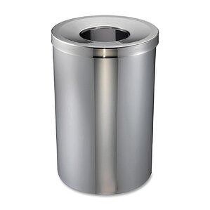 receptacle 30 gallon trash can