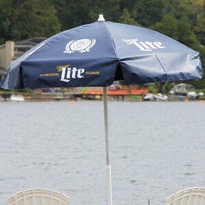 Perfect Miller Lite 6u0027 Drape Umbrella
