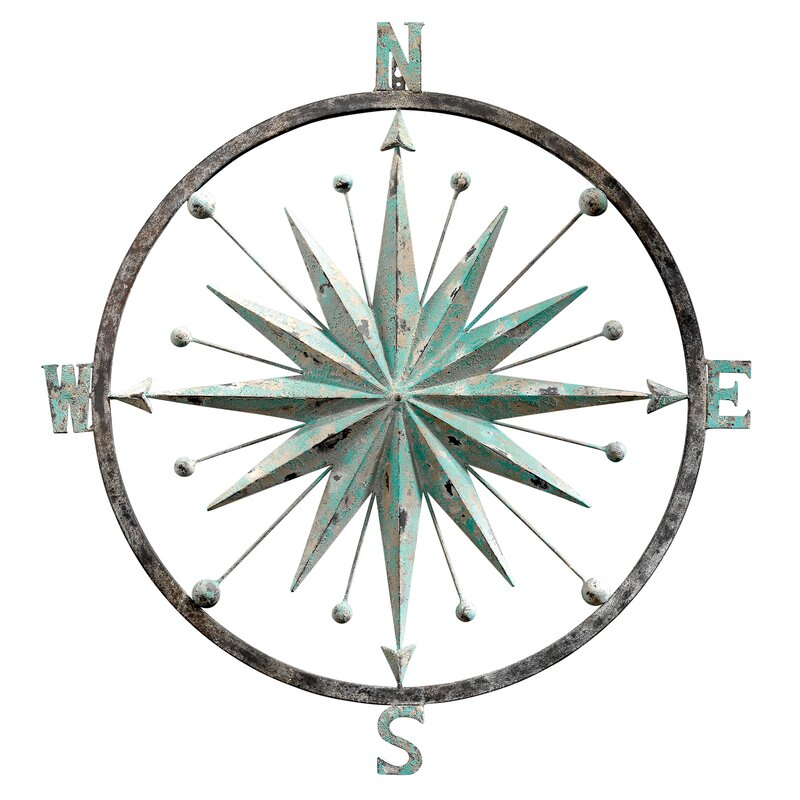 design toscano rose of the winds compass rose wall décor & reviews