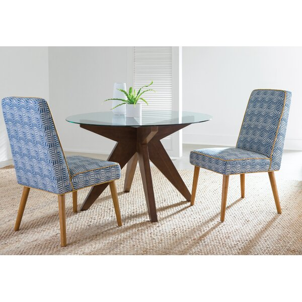 Sciortino Upholstered Dining Chair (Set of 2) by Brayden Studio