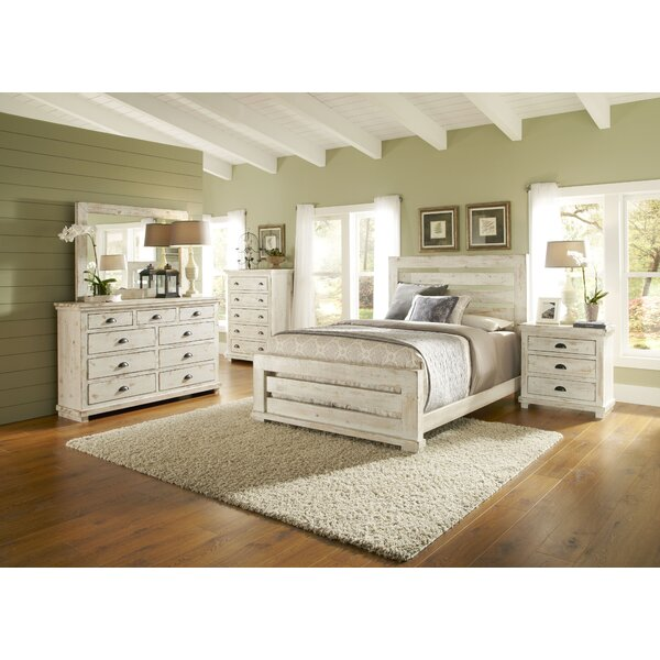 Castagnier Panel Configurable Bedroom Set by Lark Manor
