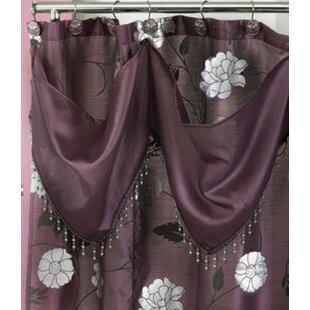 Bargain Shower Curtain ByPopular Bath