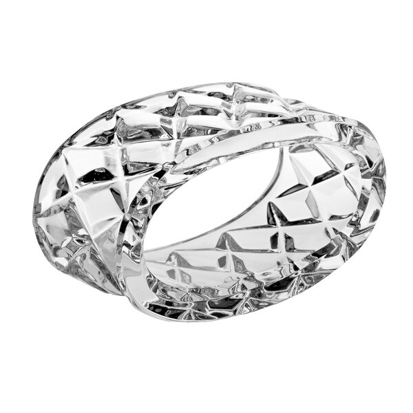 Napkin Ring (Set of 4) by Majestic Crystal