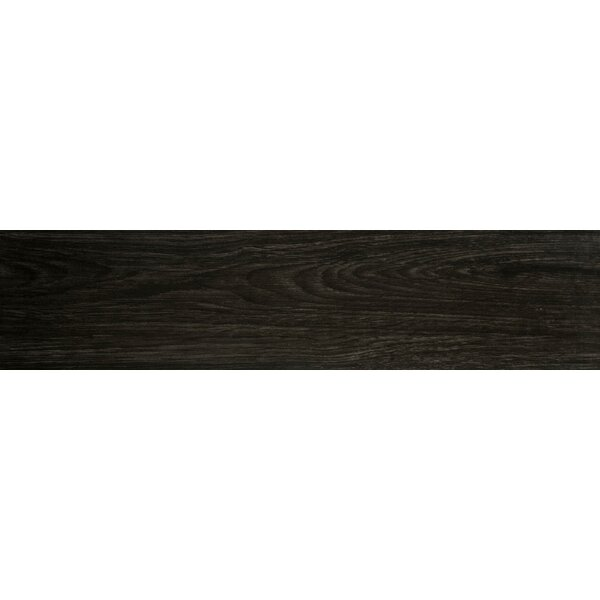 Woodwork 6 x 24 Porcelain Wood Look/Field Tile in Salem by Emser Tile