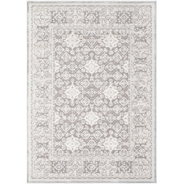 Hakon Charcoal Area Rug by Ophelia & Co.