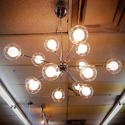 Brayden Studio Trey 15-Light LED Sputnik Chandelier & Reviews | Wayfair