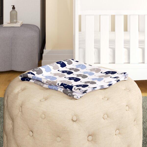 Yasmeen Fitted Crib Sheet by Viv + Rae