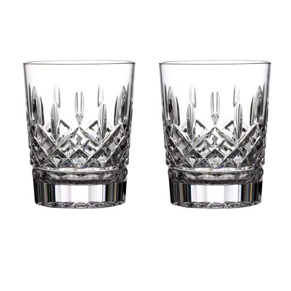 Lismore 12 Oz. Crystal Cocktail Glass (Set of 2) by Waterford