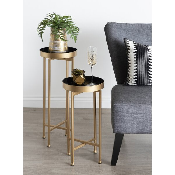 Dishman Tray Top Nesting Tables By Mercer41