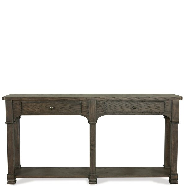 Harrison Console Table by Gracie Oaks