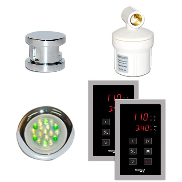 SteamSpa Royal Touch Panel Control Kit by Steam Spa