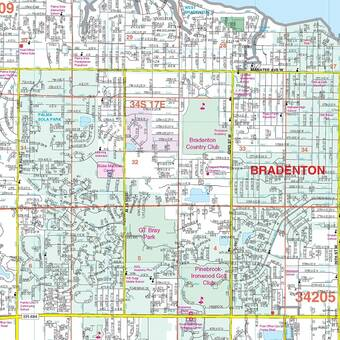 Universal Map Laminated Ra-denton and Manatee County FL ... on lake manatee map, port manatee map, hillsborough county map, longboat key county map, otter county map, florida map, naples map, west volusia county map, manatee river map, seminole county map, charlotte county map, manatee zoning map, polk county map, st. augustine map, sarasota map, tampa county map, manatee springs state park map, broward county map, st. johns county map, pinellas county map,