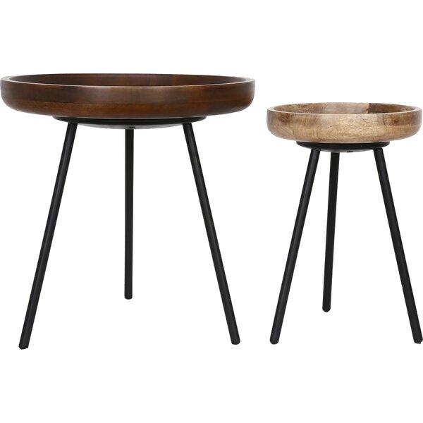 Wallen 2 Piece Coffee Table Set By Union Rustic