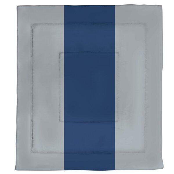 Columbus Hockey Single Reversible Comforter