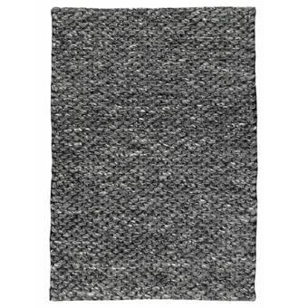 Modern Rugs Sabre Gray Felt Shag Rug Wayfair