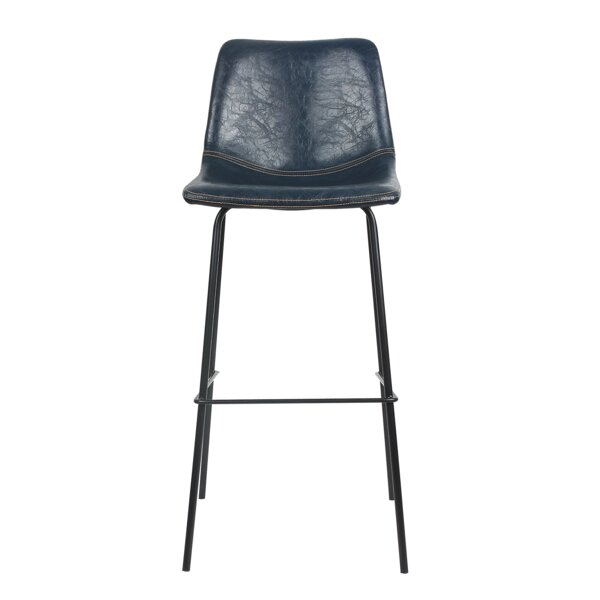 Delatorre 31 Bar Stool (Set of 4) by Williston Forge