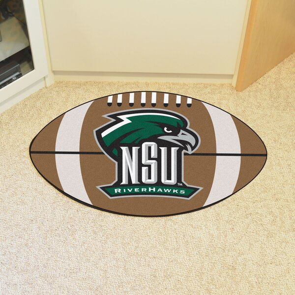 NCAA Northeastern State University Football Mat by FANMATS