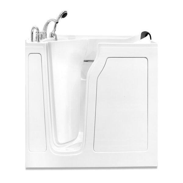 34 x 33 Walk-in Soaking Bathtub by Energy Tubs