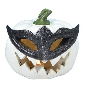 Pumpkin on Mask