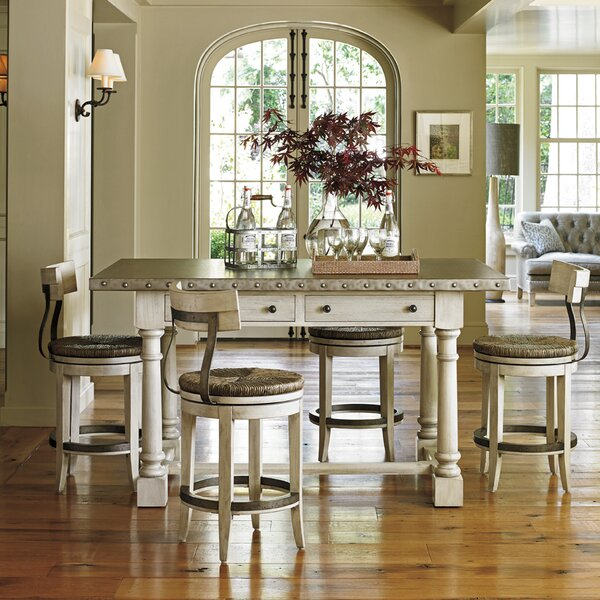 Oyster Bay 5 Piece Pub Table Set by Lexington