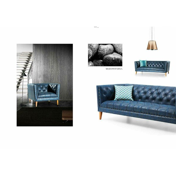 Kehoe Loveseat by Everly Quinn