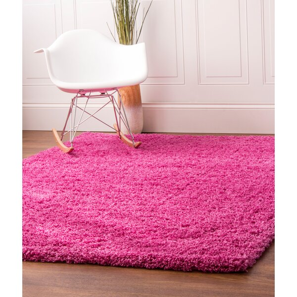 Pink Area Rug by Super Area Rugs