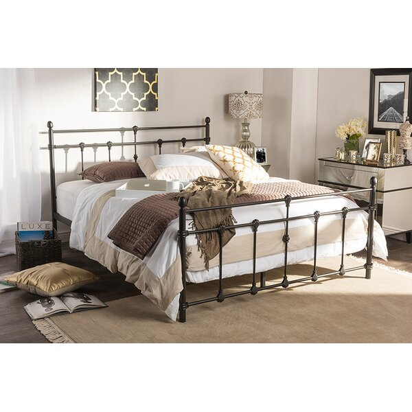 Leitha Platform Bed by Charlton Home