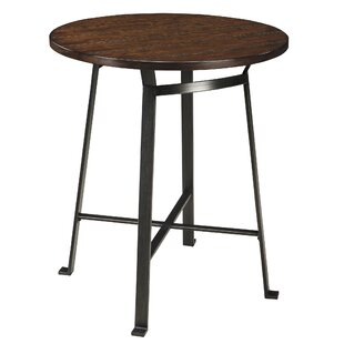 Buying Dube Round DRM Pub Table By Brayden Studio