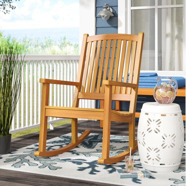 Bristol Rocking Chair by Beachcrest Home