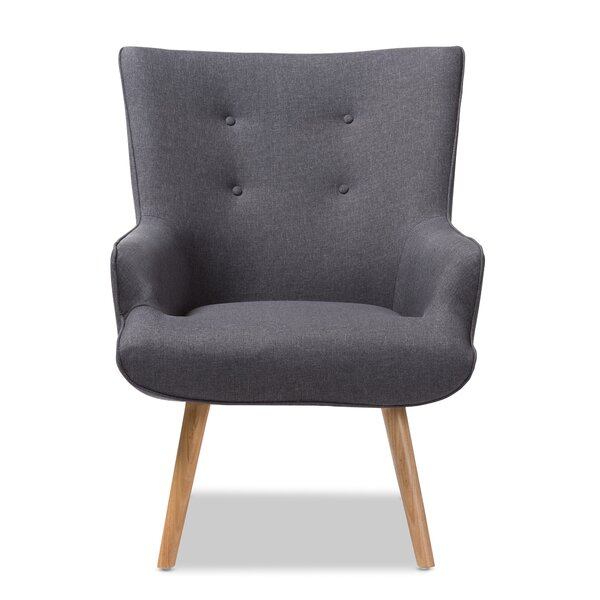 Choi Lounge Chair by George Oliver