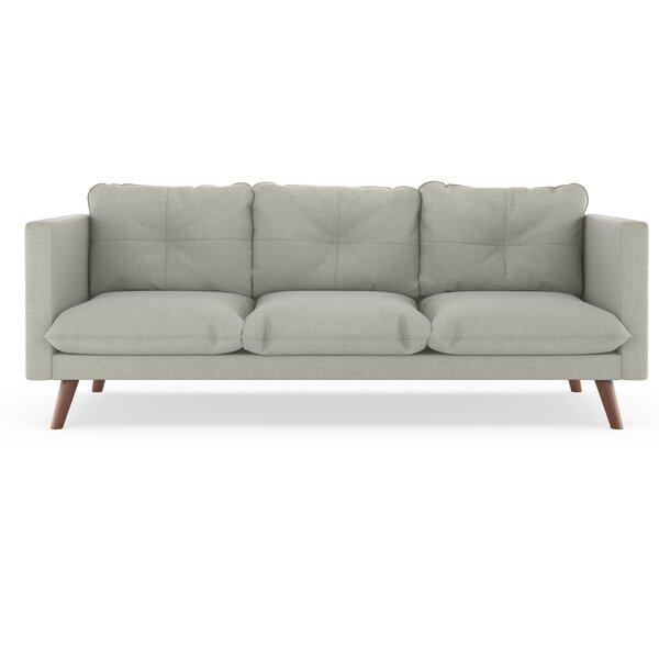 Top Design Covell Cross Weave Sofa by Corrigan Studio by Corrigan Studio