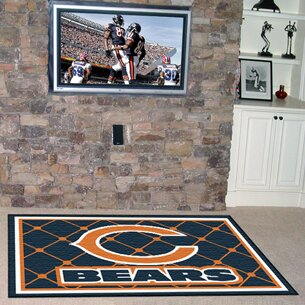 NFL - Chicago Bears 4x6 Rug by FANMATS