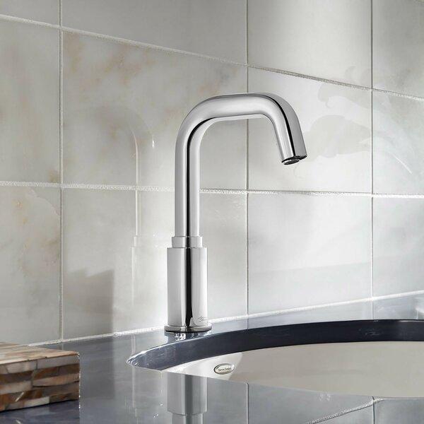 Serin Deck-Mount Single Hole Handle Bathroom Faucet
