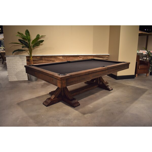 Thomas 8' Slate Pool Table With Professional Installation Included by Plank & Hide Plank & Hide