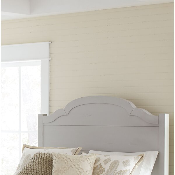 Gamboa Dove Panel Headboard by August Grove