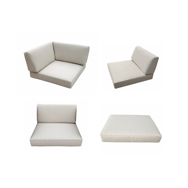 Kiara 18 Piece Outdoor Sunbrella Replacement Cushion Set By Ebern Designs
