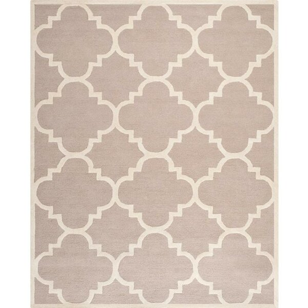 Charlenne Beige/Ivory Area Rug by Zipcode Design