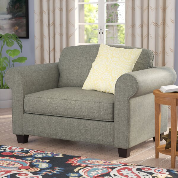 Serta Upholstery Tyler Chair And A Half By Alcott Hill New Design
