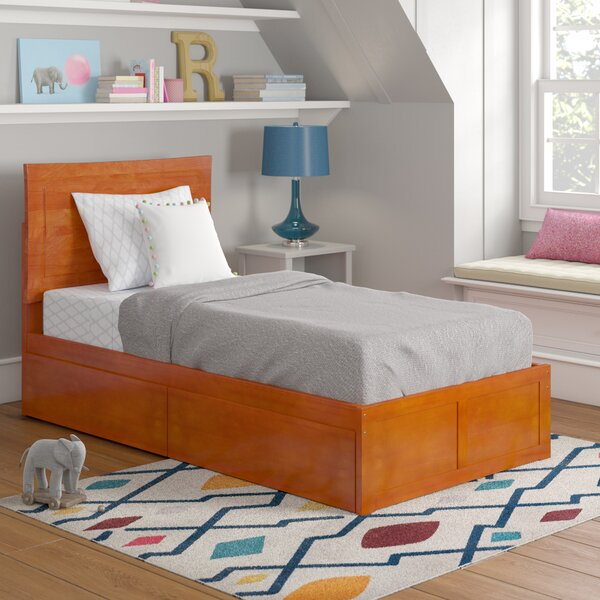 Maryanne Extra Long Twin Mates & Captains Bed With Drawers By Viv + Rae by Viv + Rae Read Reviews