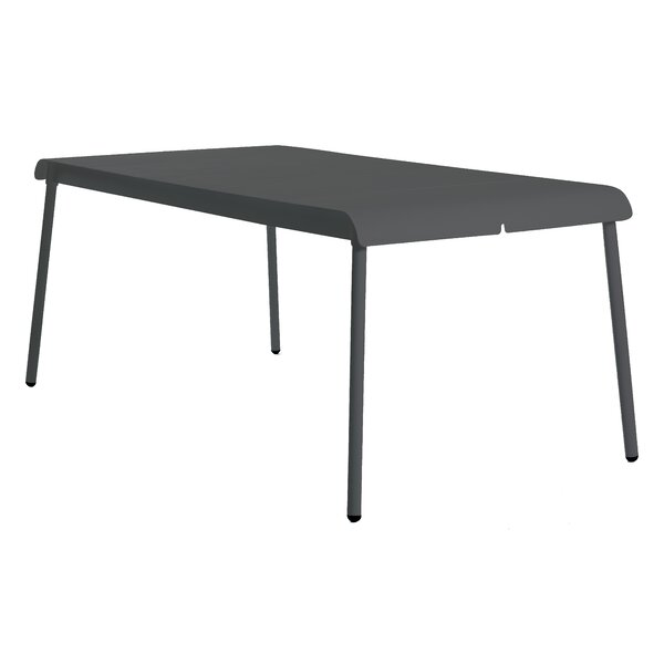 Corail Metal Dining Table by OASIQ