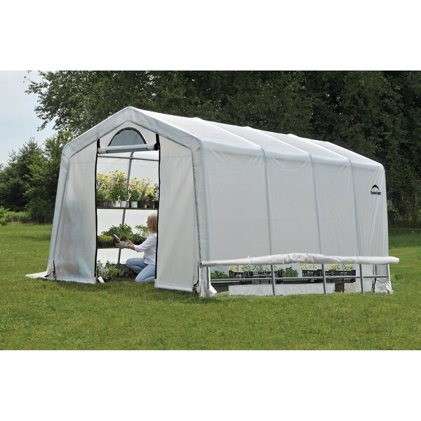 GrowIT 10 Ft. W x 20 Ft. D Greenhouse by ShelterLogic